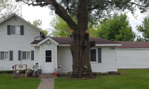 SOLD!  105 E. 4th St., Egan, SD