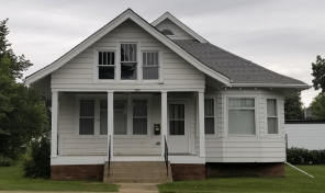 New Listing – Well Located, Affordable 1 Story Home – 205 W. 1st Ave., Flandreau, SD
