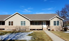 New Twin Home Listing 300 W. Pipestone Ave. Flandreau, SD